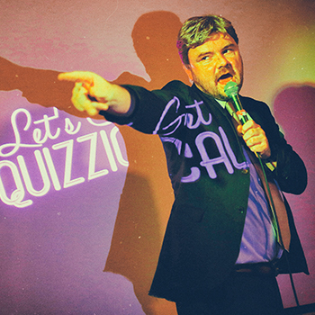 Let's Get Quizzical – Belfast Comedy Festival 2017