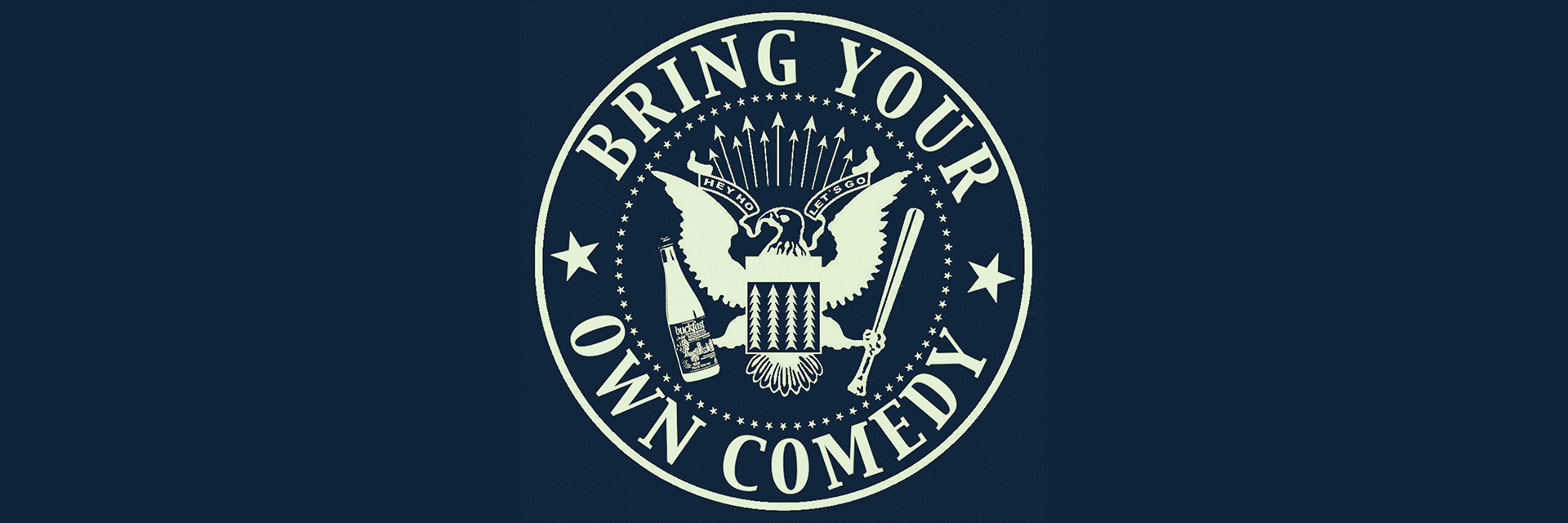 Bring Your Own Comedy – Belfast Comedy Festival 2017